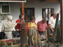 Jahresausflug 2004 Kakteen Wessner in Muggensturm