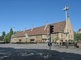Strassburg Anciene Douane Altes Zollhaus an der Ill