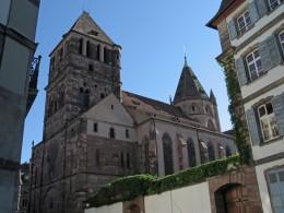 Strassburg Sankt Thomas Kirche