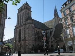 Strassburg Kathedrale St. Pierre Le Vieux