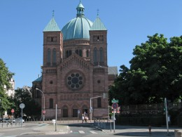 Strassburg Kathedrale St. Pierre Le Jeune