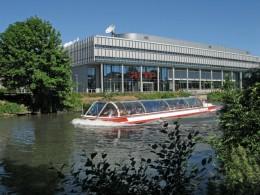 Strassburg Fernsehsender ARTE