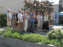 Jahresausflug 2005  Prag  Stadtbesichtigung