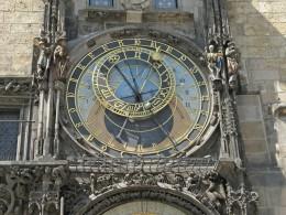Jahresausflug 2005  Prag  Astronomische Uhr