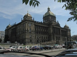 Jahresausflug 2005  Prag  Nationalmuseum