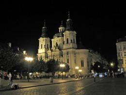 Jahresausflug 2005  Prag  Skt. Niklaskirche