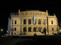 Jahresausflug 2005  Prag  Rudolfinum Dvorak Hall