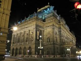 Jahresausflug 2005  Prag  Nationaltheater