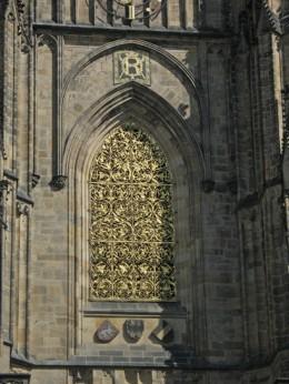 Jahresausflug 2005  Prag  Goldenes Tor