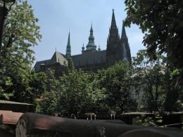 Jahresausflug 2005  Prag  Skt. Veits Dom