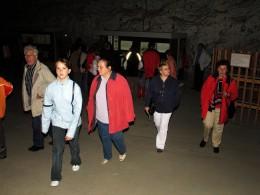 Jahresausflug 2006 Salzbergwerk Bad Friedrichshall