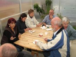 Jahresausflug 2007 Besuch von Kakteen Kiessling