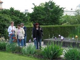 Jahresausflug 2007 Botanischer Garten Muenchen