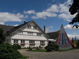 Jahresausflug 2009 Besichtigung der Schaukaeserei in Stein