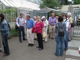 Jahresausflug 2009 Besuch der Sukkulenten Sammlung Zuerich