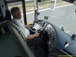 DKG-Jahresausflug Prag 2014 Waldemar unser Chauffeur