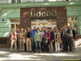DKG-Jahresausflug Prag 2014 Hotel ADEBA in Prag