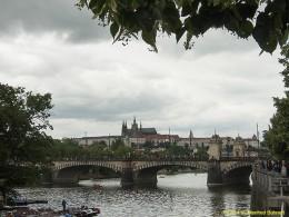 DKG-Jahresausflug Prag 2014 Prager Impressionen Prager Burg mit St. Veitsdom