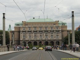 DKG-Jahresausflug Prag 2014 Prager Impressionen Rudolfinum Konzerthalle