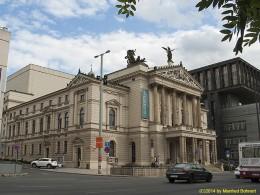 DKG-Jahresausflug Prag 2014 Prager Impressionen Staatsoper
