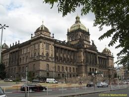 DKG-Jahresausflug Prag 2014 Prager Impressionen Nationalmuseum