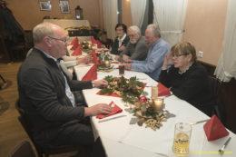 Weihnachtsfeier DKG